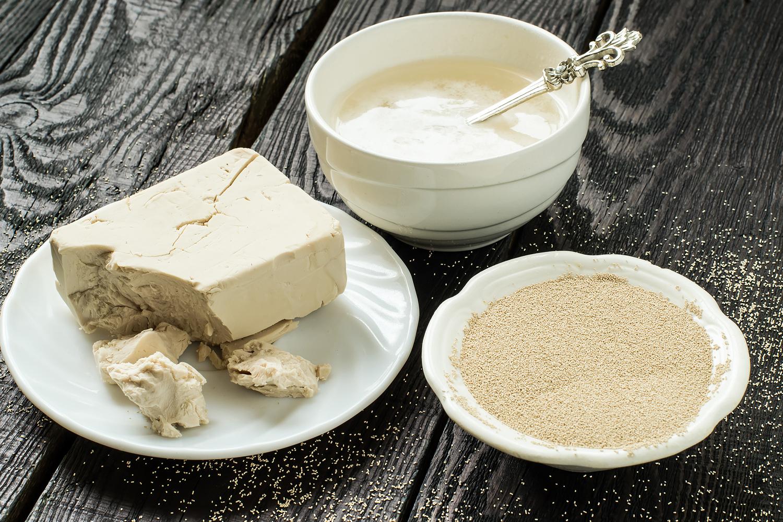 levaduras - Pan de molde