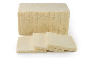 Blanco sin corteza 320x200 - Pan blanco sin corteza