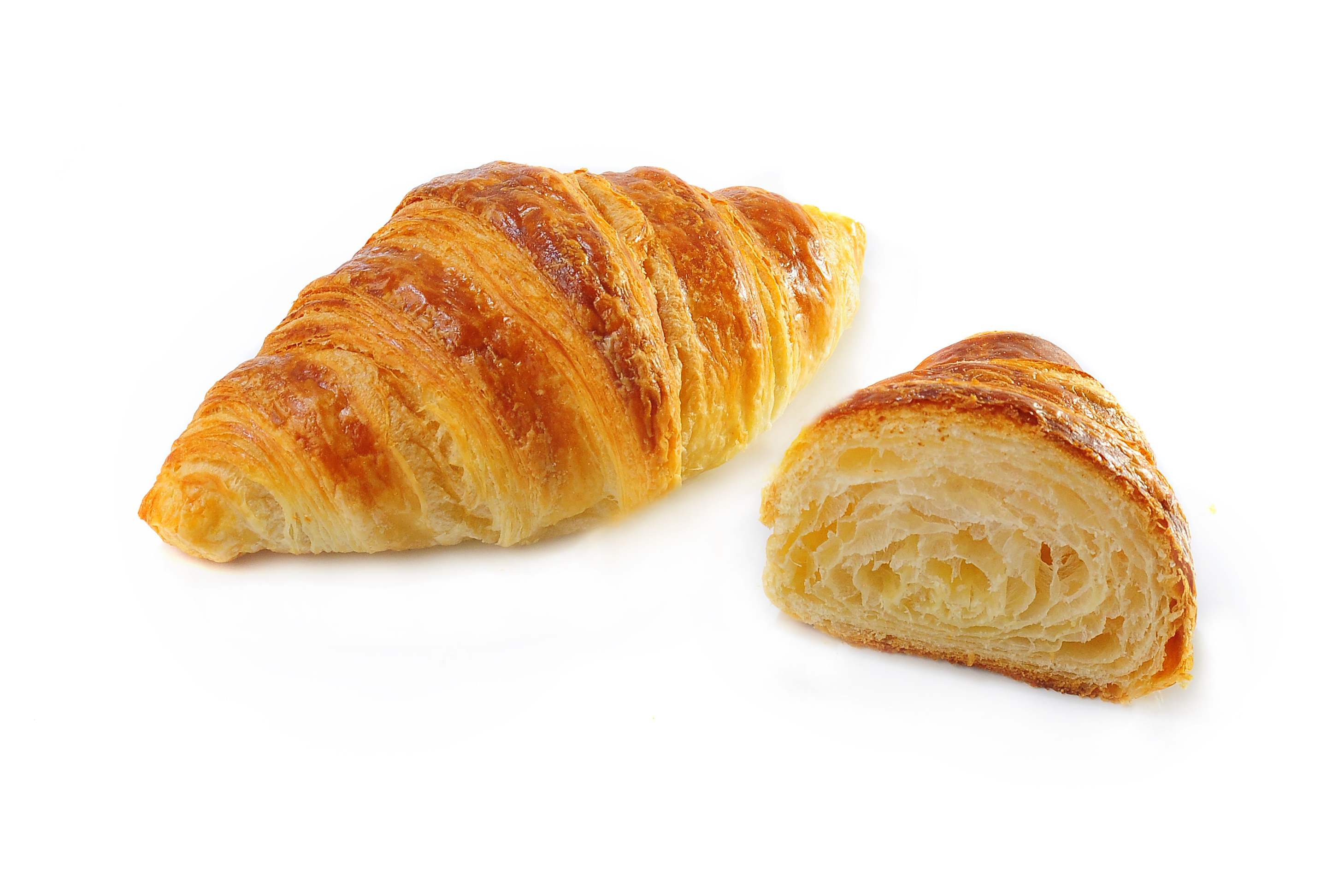 Croissant recto - Croassant recto 80 gr